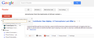 Google Reader How-To